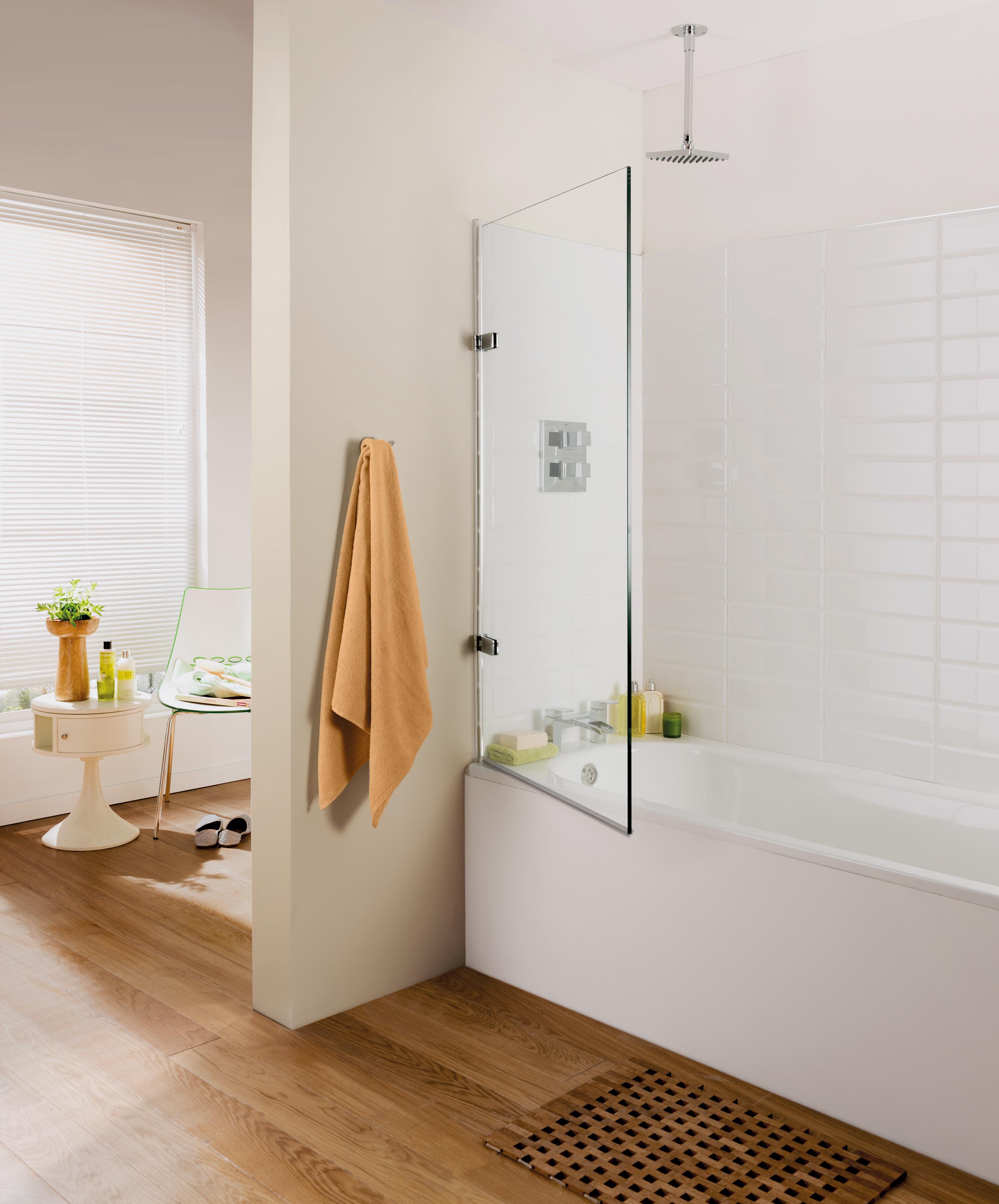 ideal standard concept shower bath concept idealform plus square 1700mm left handed shower bath. Black Bedroom Furniture Sets. Home Design Ideas